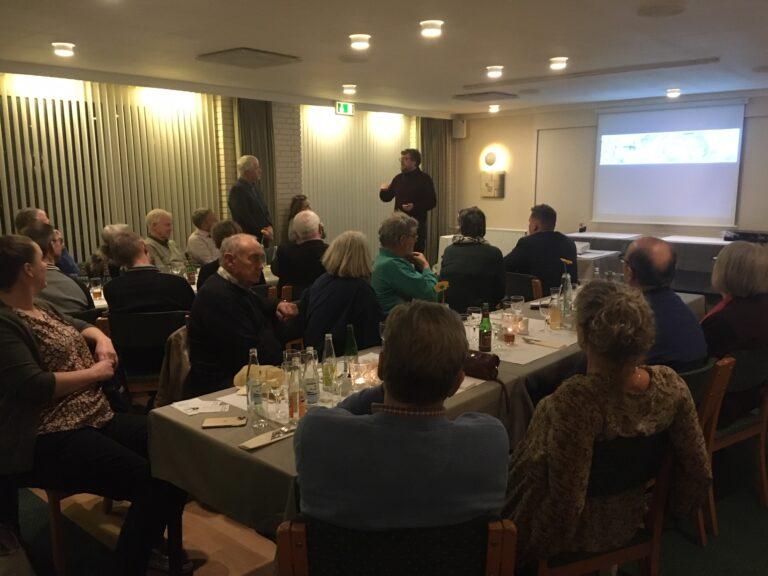 Generalforsamling 2020 på Skovridergaarden - Din Stemme Lolland